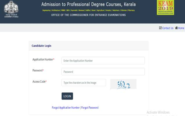 KEAM 2019 Counselling, Seat Allotment, Results, Dates